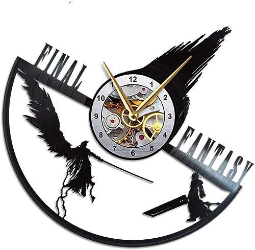 Final Fantasy 7 Clock
