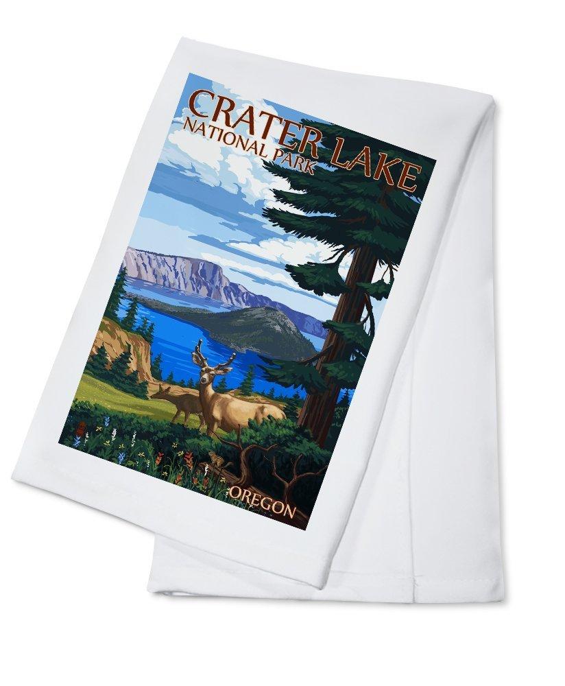 欲しいの Crater湖国立公園、オレゴン州 Cotton – Deer B0184BWA18 Family 10 x x 15 Wood Sign LANT-47338-10x15W B0184BWA18 Cotton Towel Cotton Towel, HIP HOP DOPE:c9f5d330 --- arianechie.dominiotemporario.com