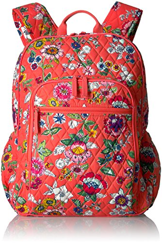 cute floral backpack for women