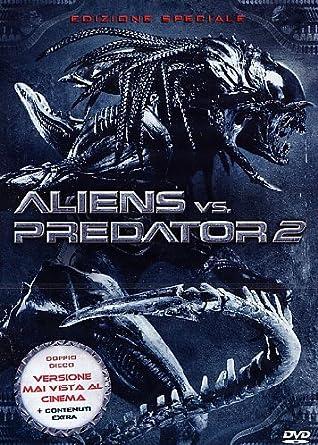 Aliens Vs Predator 2 Se 2 Dvd John Ortiz Steven Pasquale Colin Strause Cine Y Tv