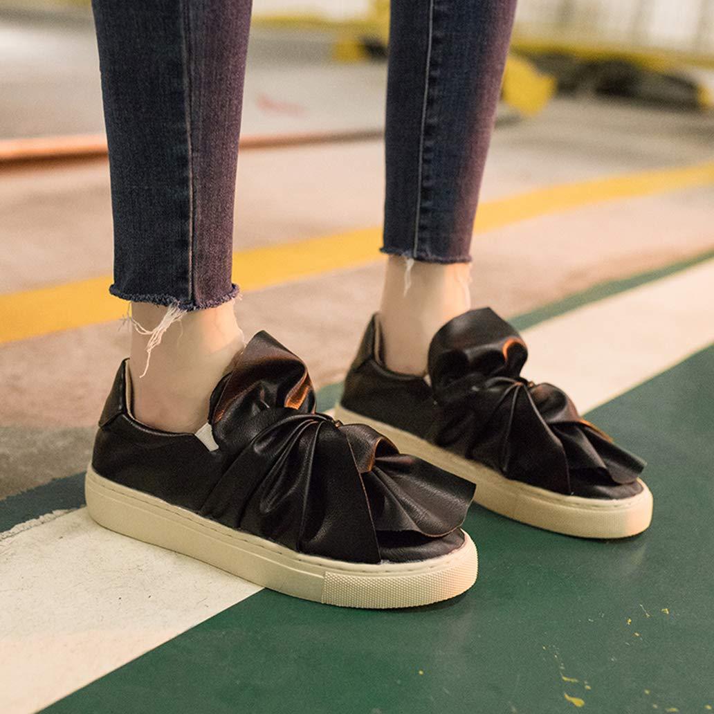 York Zhu Women Flats Loafers Shoes Sequins Casual Sneaker Shoes Casual Shoes by York Zhu (Image #5)