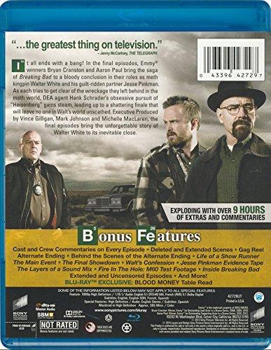 Breaking Bad: The Final Season (Episodes 1-8) (+UltraViolet Digital Copy) [Blu-ray]