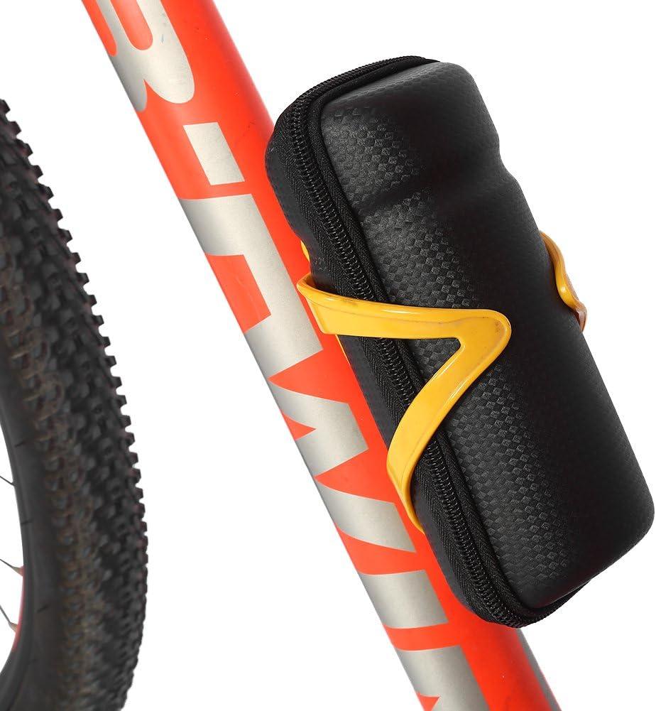 VGEBY1 Bolsa de Bicicleta Bolsa de Almacenamiento de Herramienta de reparaci/ón Impermeable Negra para Ciclismo