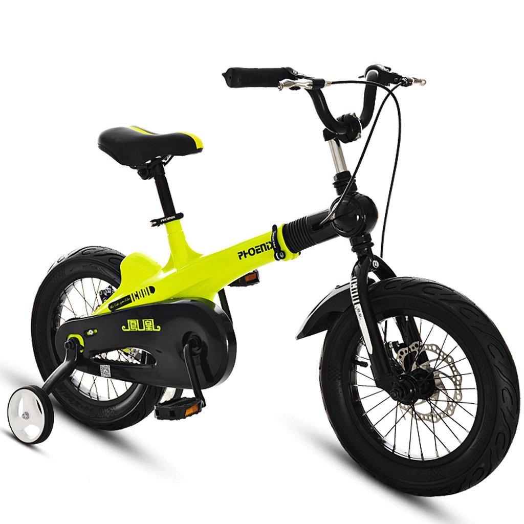 子供の自転車ガールズ自転車2-12歳のベビーベビーカー14/16インチキッズマウンテンバイク (色 : D, サイズ さいず : 16 inches) B07D4FJMC3 16 inches|D D 16 inches