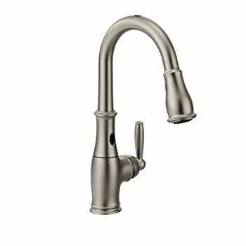Moen Brantford touchless kitchen faucet