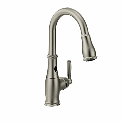 Moen Brantford Touchless Kitchen Faucet (7185EORB)