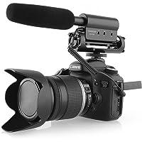 TAKSTAR SGC-598 Photography Interview Shotgun MIC Microphone