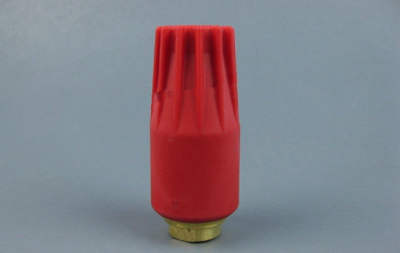 General Pump YR51K55 Rotating Nozzle, 5.5, 5100 psi, Red