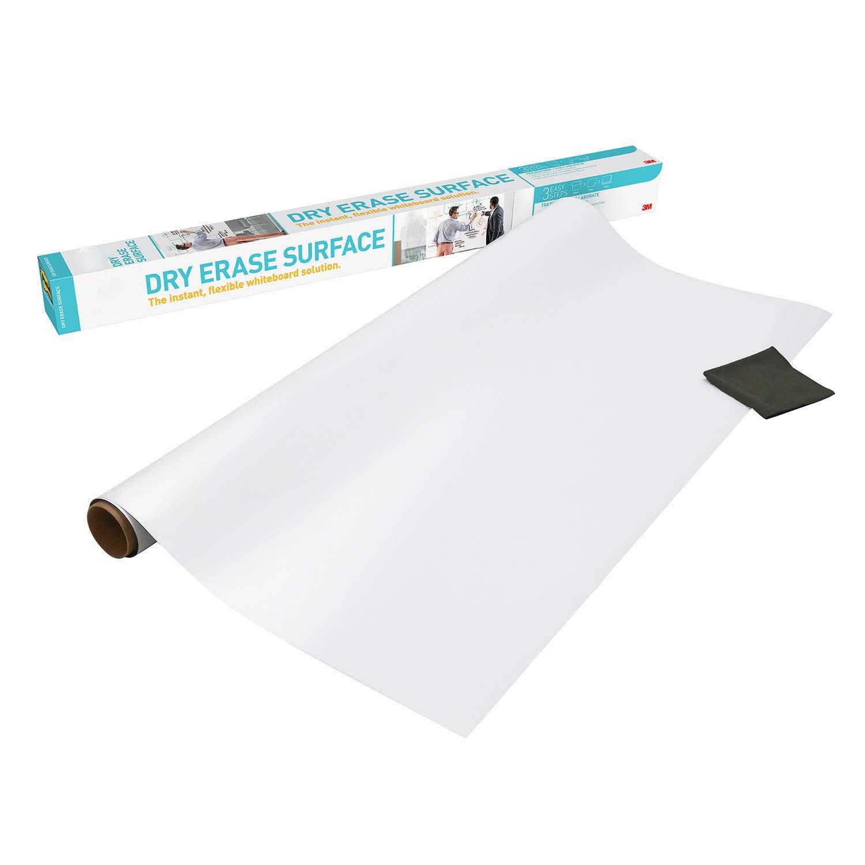 Rollo Pizarra Adhesiva Pizarra Blanca Adhesiva para Escribir y Borrar Nanxin Vinilo Pizarra Blanca Adhesiva Pizarra Blanca Pegatina