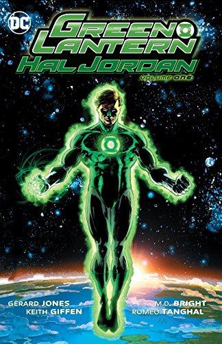 green lantern reading order