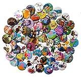 Star Wars Buttons Badges 9 Pcs Set #2