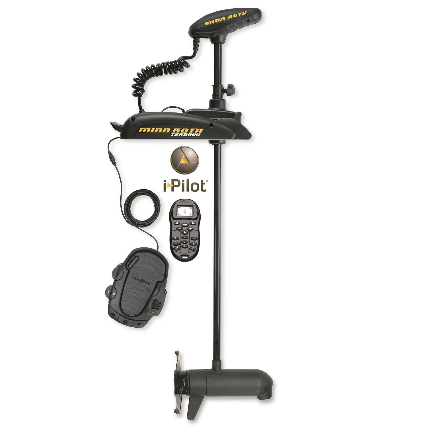 Amazon minn kota terrova 80 bow mount trolling motor with amazon minn kota terrova 80 bow mount trolling motor with universal sonar 2 and i pilot includes foot pedal 80 lb thrust 45 shaft electric pooptronica