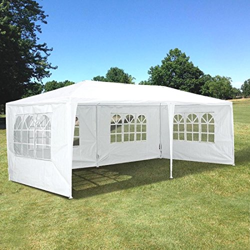 Outdoor 10'x20' Canopy Party Wedding Tent Heavy Duty Patio Pavilion Cater Event by Getza