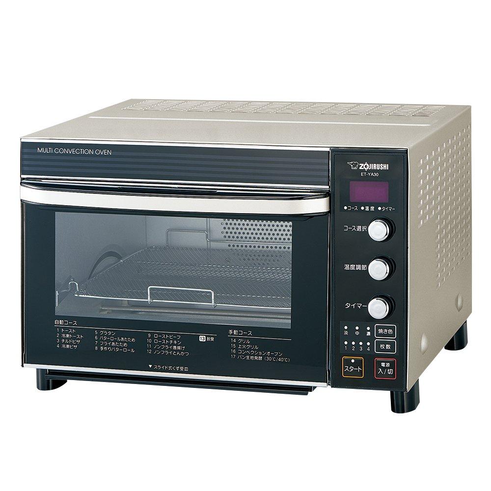 象印 マルチコンベクションオーブン プライムシルバー ET-YA30-SZ product image