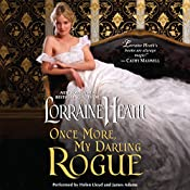 Once More, My Darling Rogue | Lorraine Heath