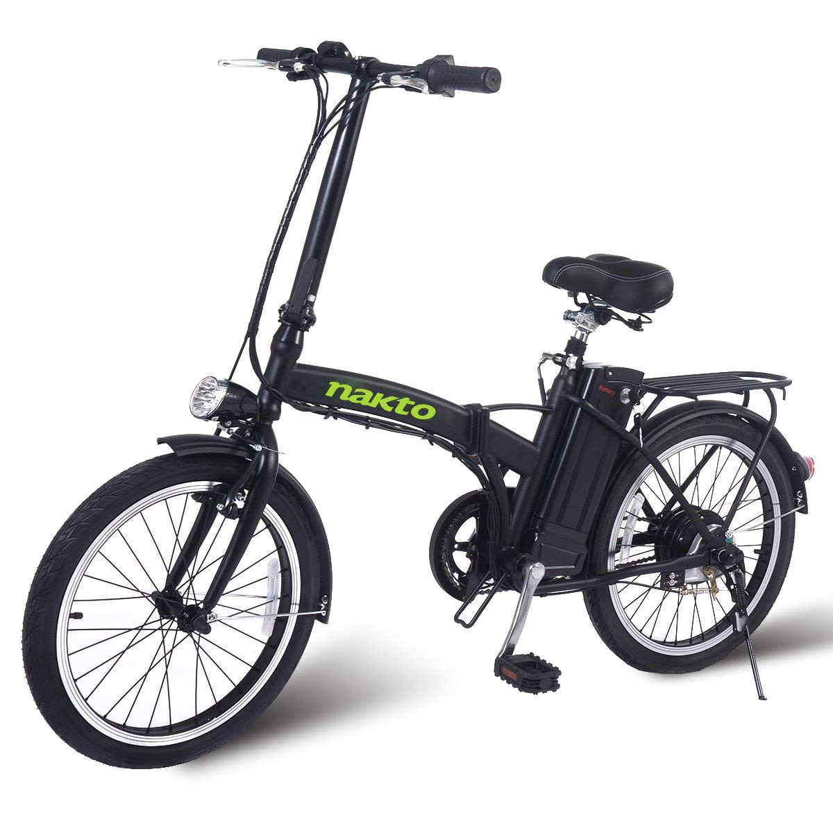 Electric Sports Bike >> Nakto 20 250w Foldaway Electric Bike Sport Mountain Bicycle With Lithium Battery