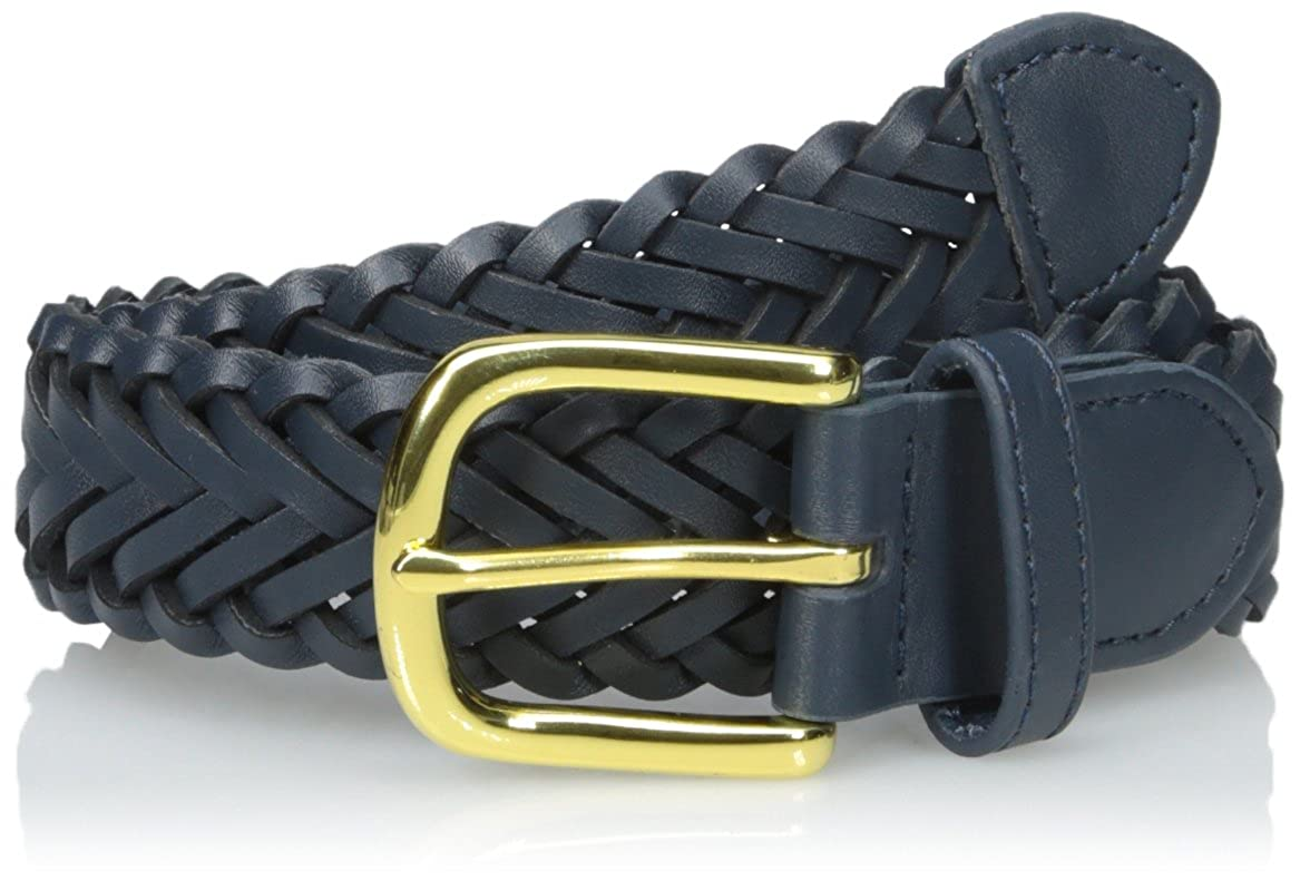 Aquarius Boys Braided Belt with Single Prong Buckle Aquarius Boys 2-7 Accessories D-9964
