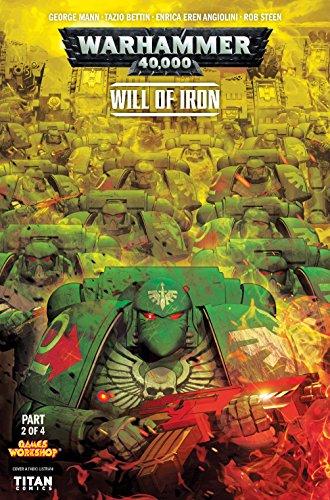 Warhammer 40,000: Will of Iron #2 (English Edition)
