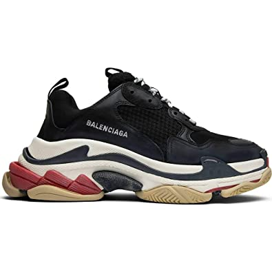 ee26defc7e53 Balenciaga Men s   Women s (35-45 Sizes) Triple S Trainer  Black