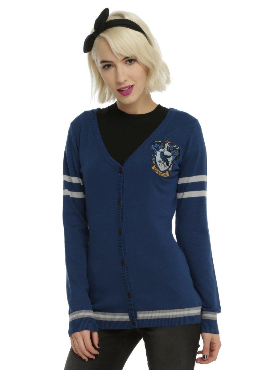 Harry Potter Ravenclaw Girls Cardigan