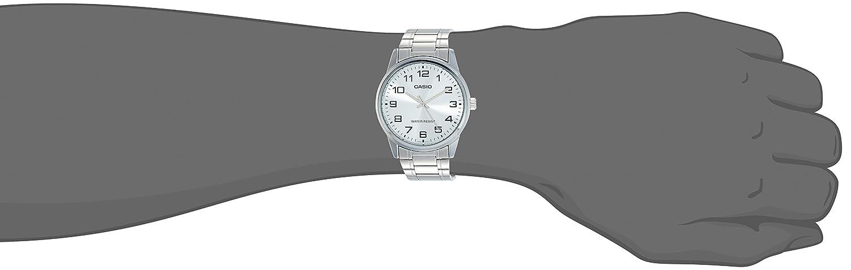 De Pulsera Mtp Reloj 7 Casio V001d CordWQxBe