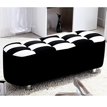 Muebles modernos CAICOLORFUL Estilo europeo zapatos de tela para las ...