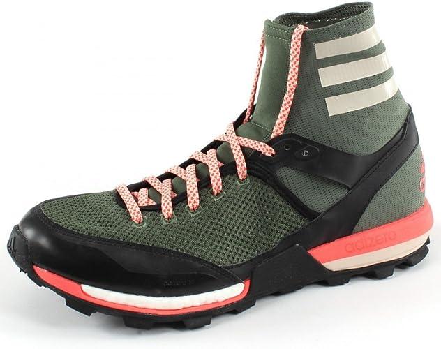 Aeródromo Avenida delicado  adidas Adizero XT M, Men's Running Shoes, Verde (Verbas / Marcla / Rojsol),  6 UK (39 1/3 EU): Amazon.co.uk: Shoes & Bags