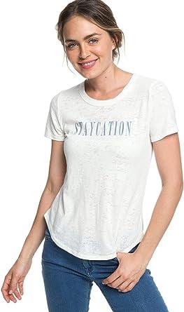 ROXY Womens Staycation T-Shirt