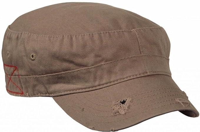 Mega Brands Castro BDU Low Profile Short Bill Military Cadet Cap