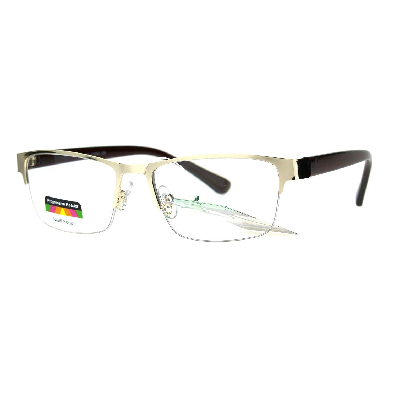 Amazon.com: Gafas de lectura progresivas para hombre con ...
