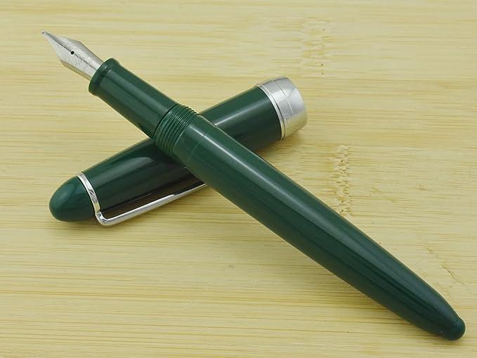 Schwarz Farbe Fashion Schreiben Pen Basteln, Malen & Nähen Füllfederhalter Jinhao 992Füllfederhalter mit Tinte Refill Konverter