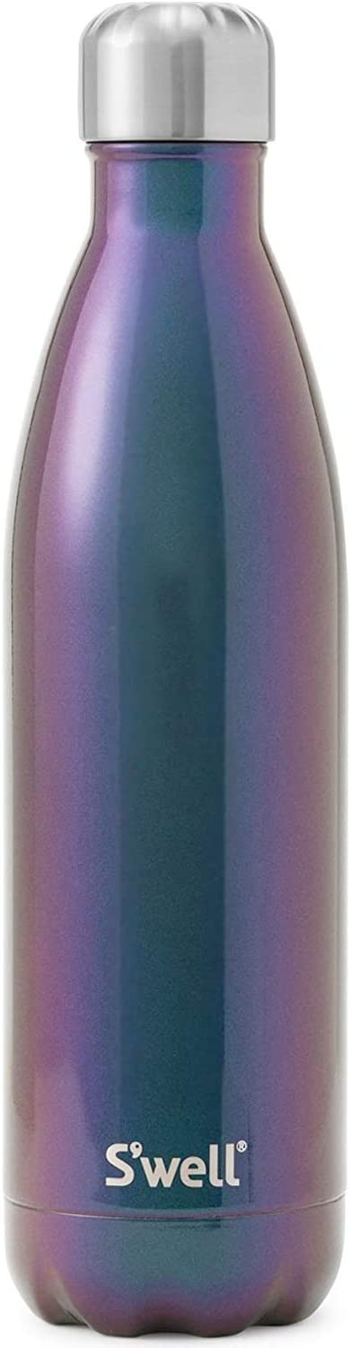 S'well Stainless Steel Water Bottle - 25 Fl Oz - Supernova - Triple-Layered Vacuum-Insulated Containers Keeps Drinks Cold for 54 Hours and Hot for 26 - with No Condensation - BPA Free Water Bottle