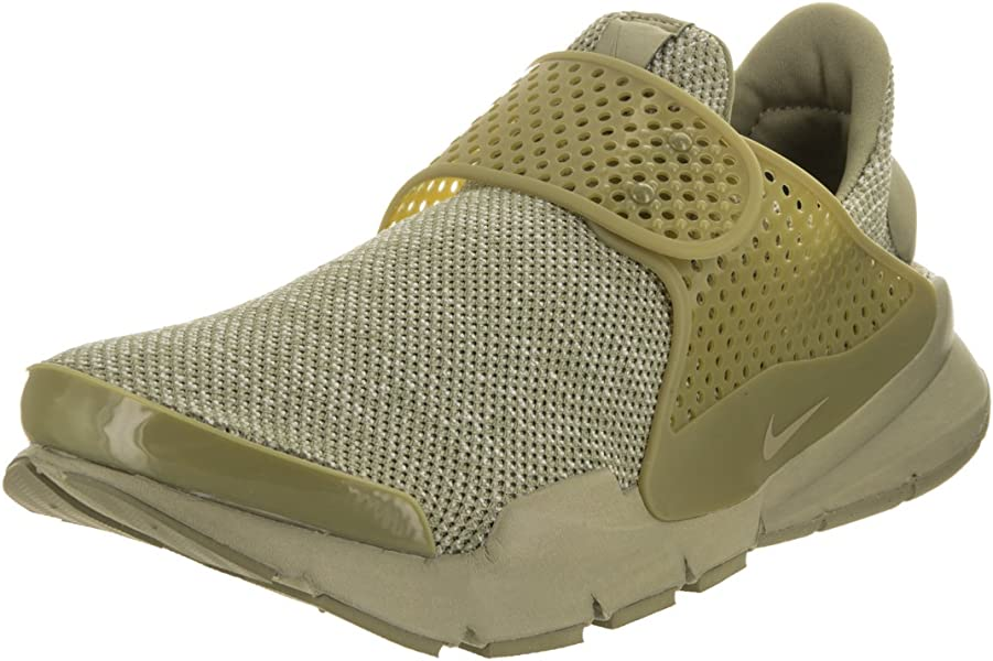 new arrivals abcb2 a3669 Sock Dart BR Trooper Olive Green 909551 200 Breathe Mens Running Fashion