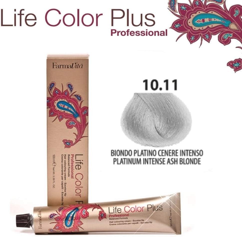 Farmavita Life Color Plus Tinte Capilar 10.11-90 ml