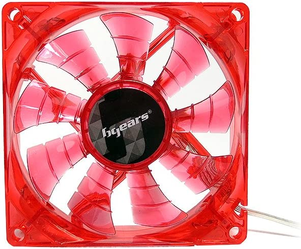 Antec TriCool 120mm Fan 3 Speed Switch 3-Pin//4-Pin  Power Connector Ball Bearing