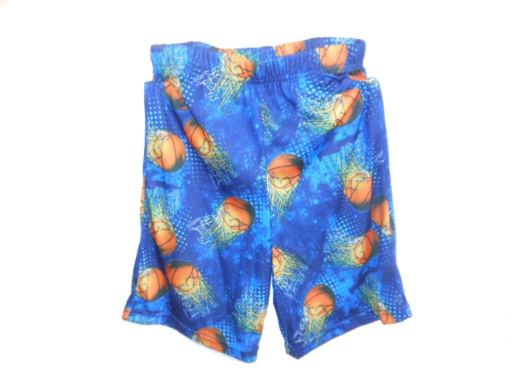 Jellifish Kids Boys 8-20 Knit Jam Lounge Shorts (Medium – 8, Navy Basket)