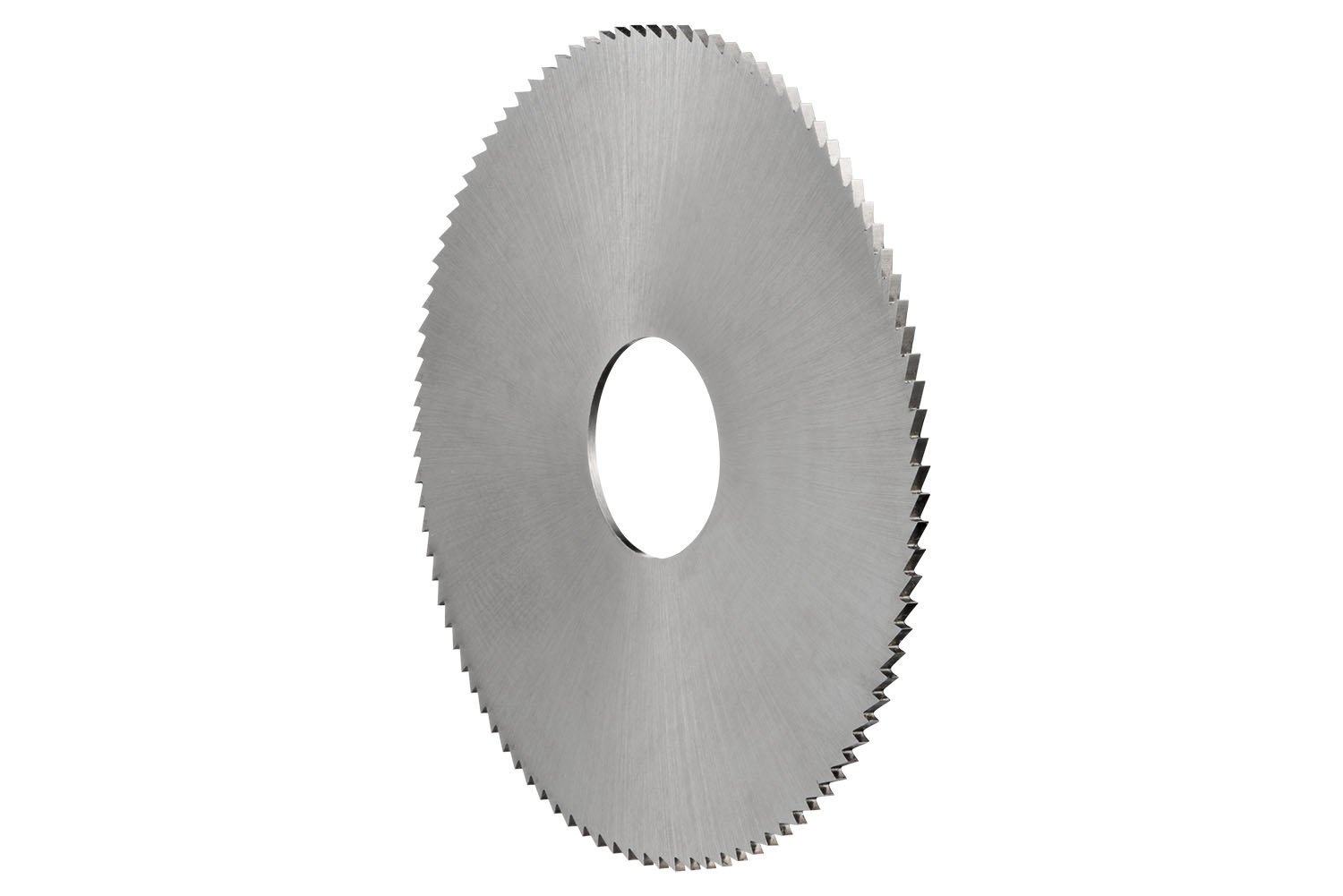Dormer D747100.0X2.5 Metal Slitting Saw Fine, Bright Coating, High Speed Steel, Diameter 100 mm, width 2.5 mm, Hole Diameter 22 mm
