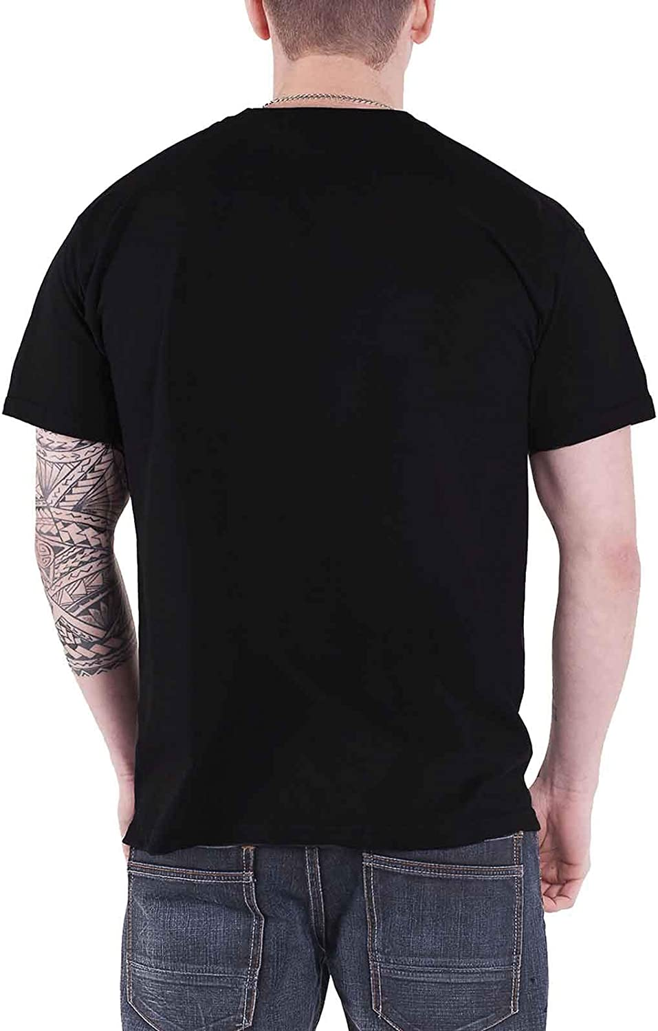 Gas Monkey Garage T Shirt GMG Dallas Texas nouveau officiel Homme Noir