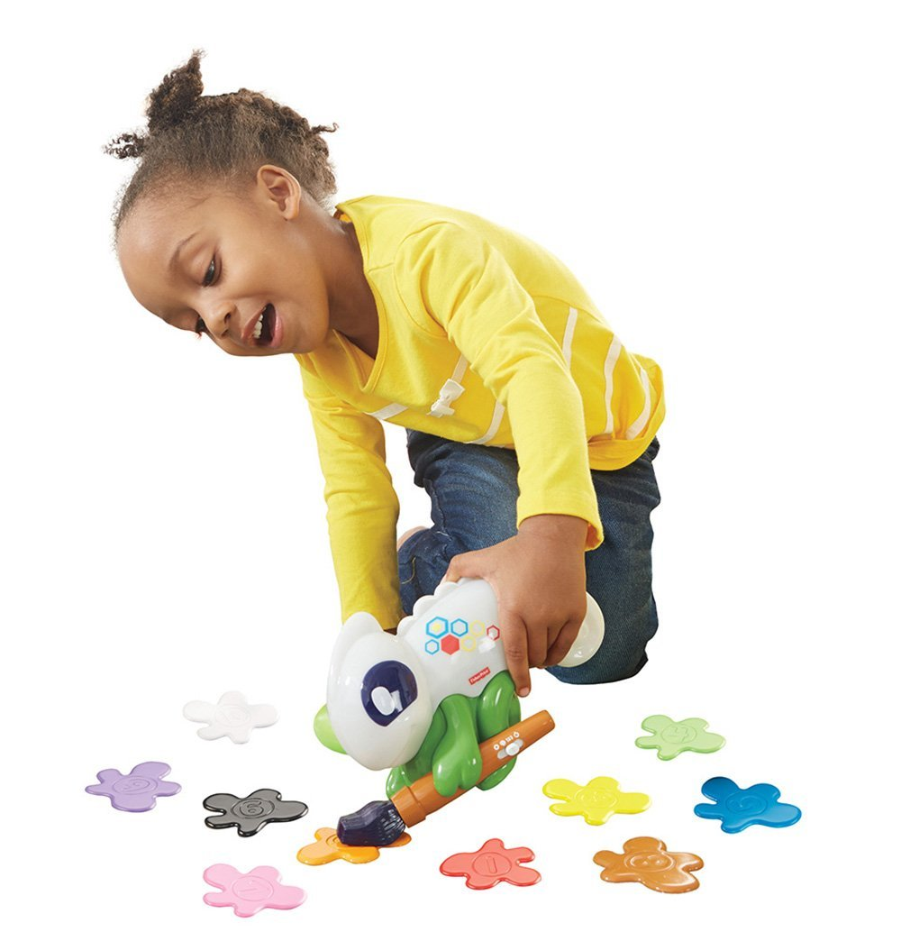 Fisher-Price DYP95 Kid's Chameleon Toy by Fisher-Price (Image #1)