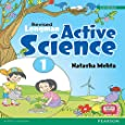 Longman Active Science Book by Pearson for CBSE Class 1