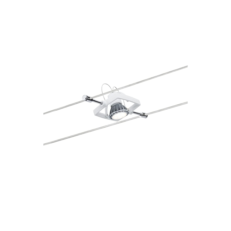 Paulmann 941.32 Seilspot Mac II Chrom matt max 10W GU5,3