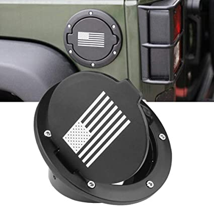 2015 Jeep Wrangler Accessories >> Jeep Gas Cap Cover Satin Black Powder Coated Steel Jeep Wrangler Accessories Jeep Wrangler Unlimited Accessories Jeep Wrangler 07 15 Sport Rubicon
