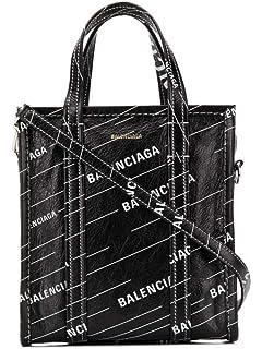c6573c149f5 Balenciaga Sacs à main bazar graffiti Femme - Cuir (5139900VS1N ...