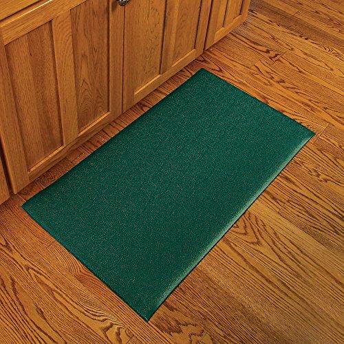 NoTrax Kitchen Comfort Kitchen Mat - Green Notrax Kitchen Comfort Mat