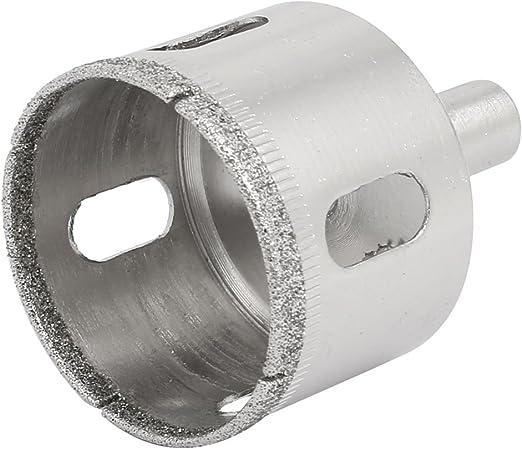 4 pcs 40mm Diamond Coated tool drill bit hole saw glass ceramic tile marble