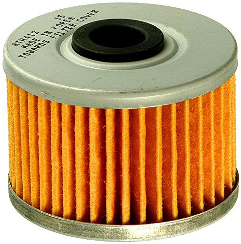 honda fourtrax oil filter - 6