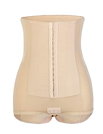 deb69f3103ee0 Lover-Beauty Invisible Body Shaper Butt Lifter Firm Control Seamless  Shapewear Beige XS