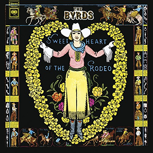 Sweetheart Of The Rodeo (180 Gram Translucent Blue & Green Swirl Vinyl/Limited Edition/Gatefold Cover)