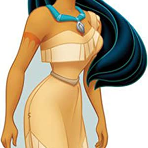 Advanced Graphics Pocahontas Life Size Cardboard Cutout Standup - Disney's Pocahontas