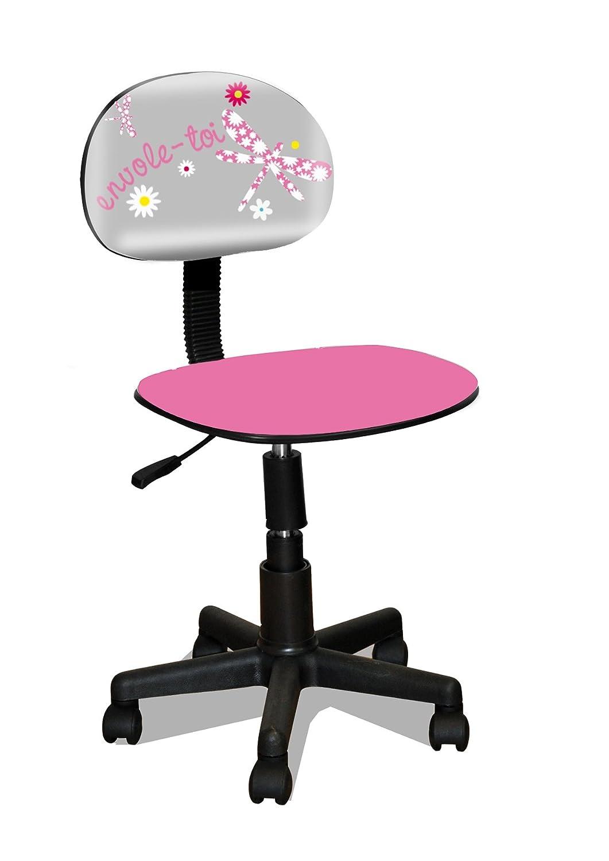 chaise bureau violet beautiful bruneau chaise de bureau. Black Bedroom Furniture Sets. Home Design Ideas